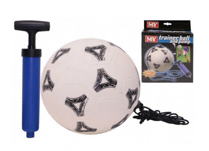 M.Y Trainer Ball On Elastic and Pump