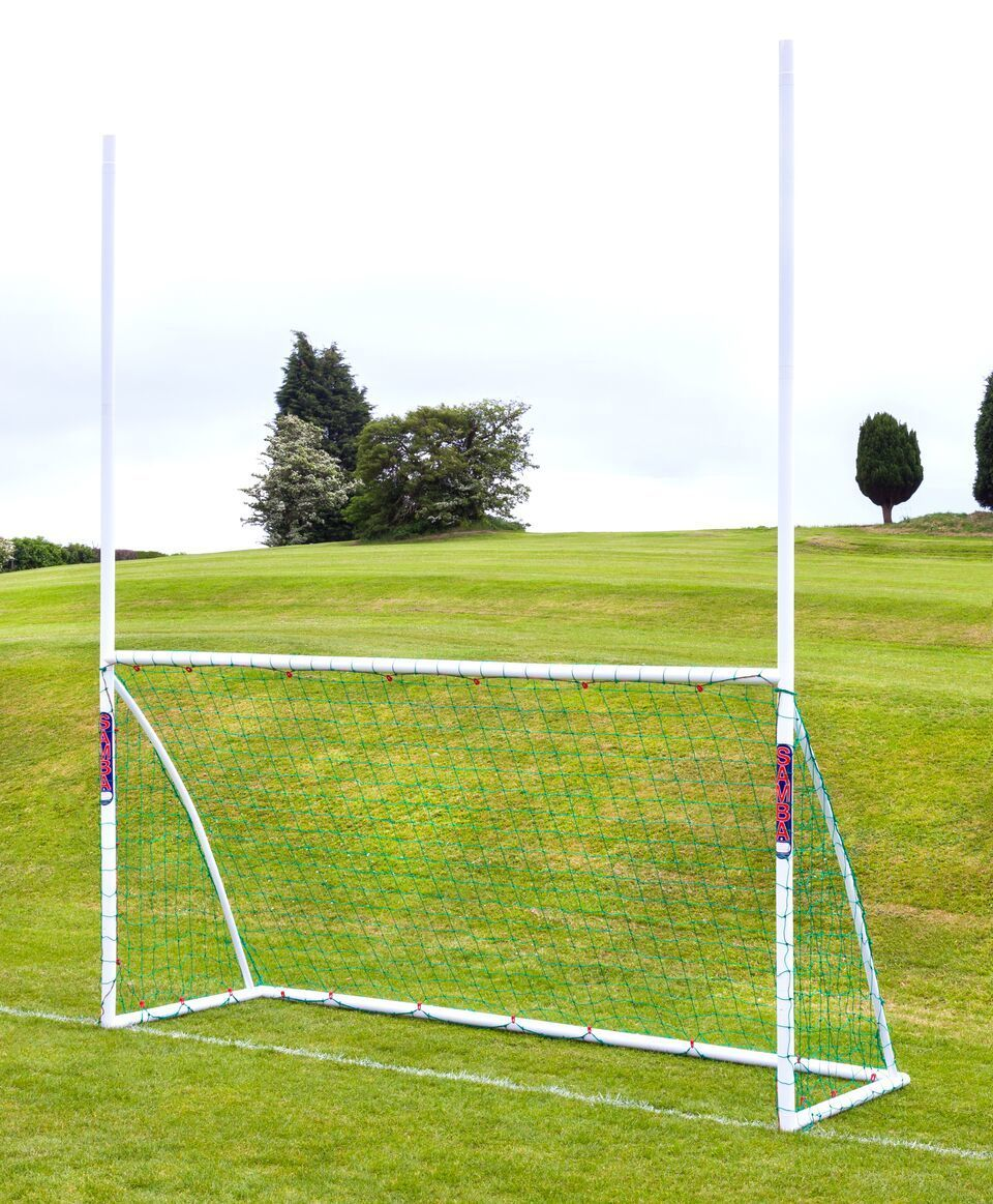 Samba Football and Rugby Goal 12ft x 6ft