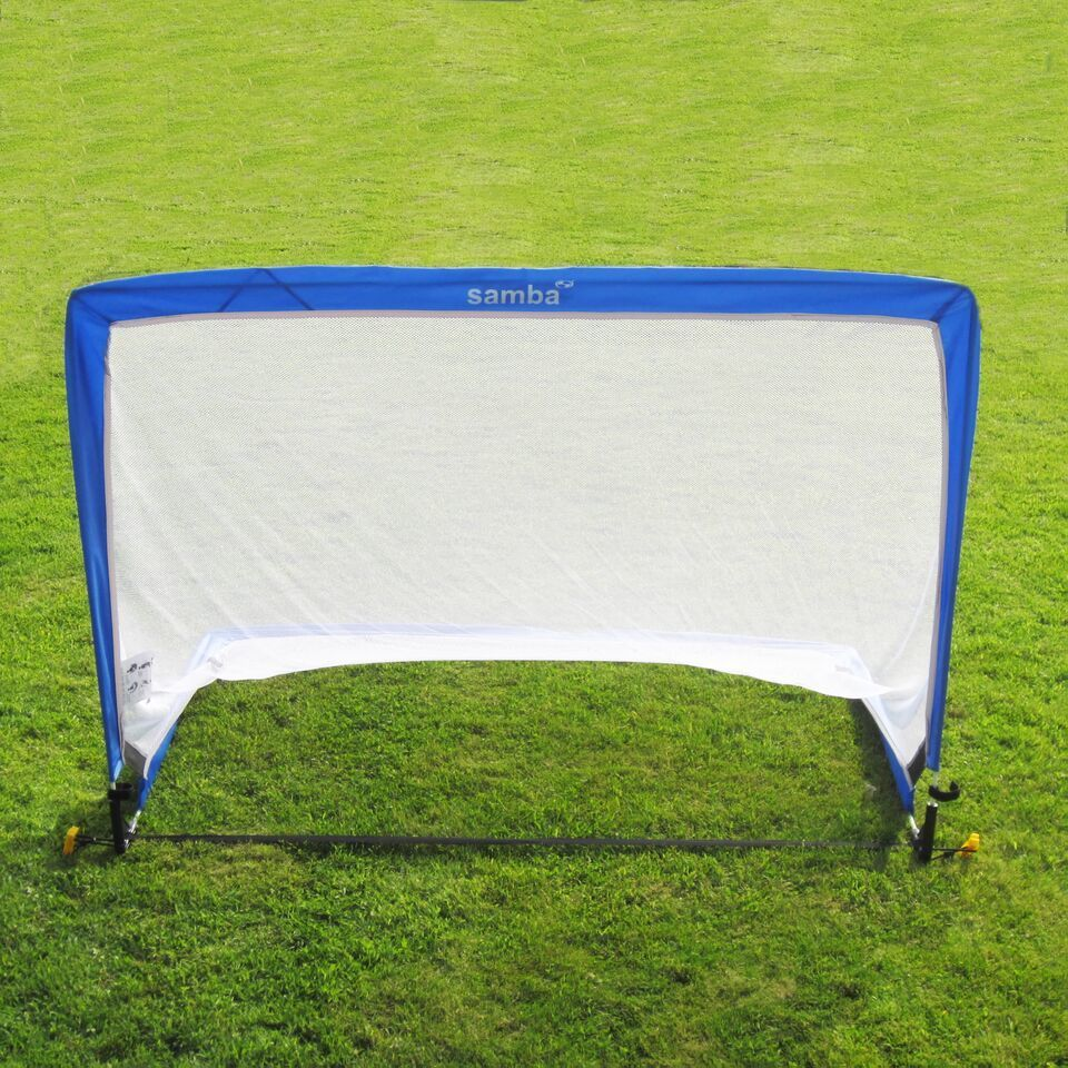 Samba Pop up Goal 4ft Square 1 Pair