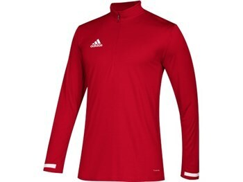 T19 Mens Quarter Zip Top