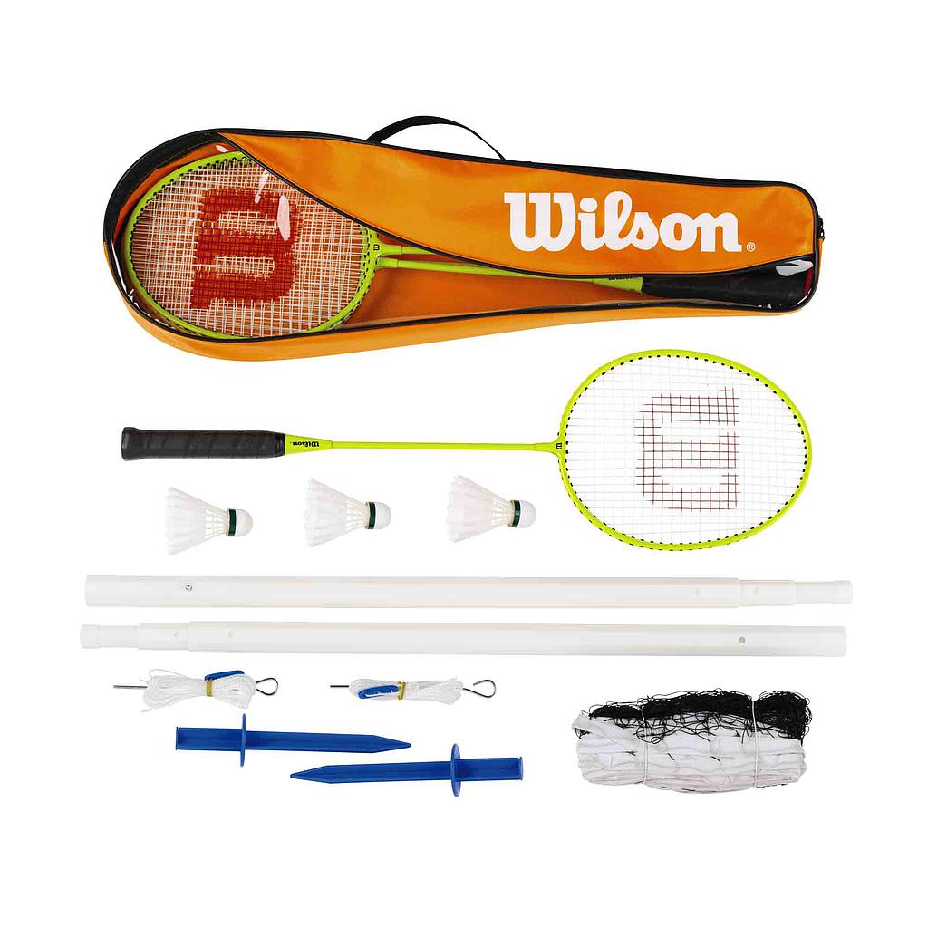 Wilson Badminton 4 Player Set